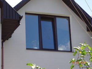 Пластиковое окно - фото